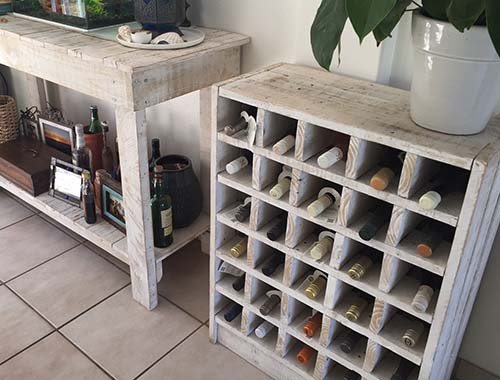 Babel Wine Rack