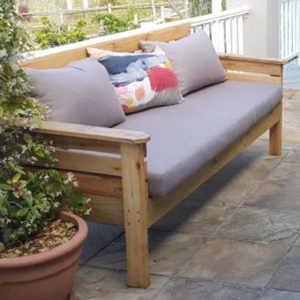Constantia daybed